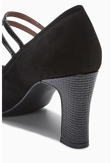 NEXT Pantofi Mary Jane cu toc masiv Femei