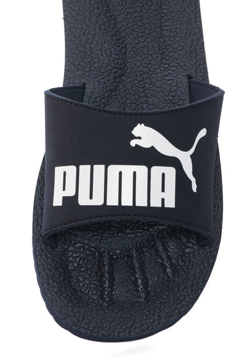 Purecat uniszex papucs logóval