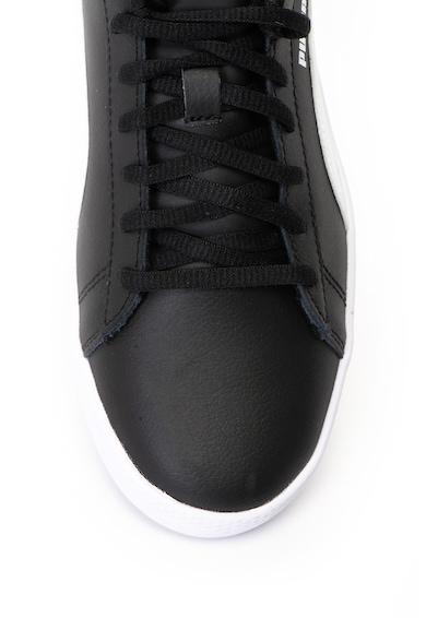Puma Pantofi sport cu garnituri de piele Smash Femei