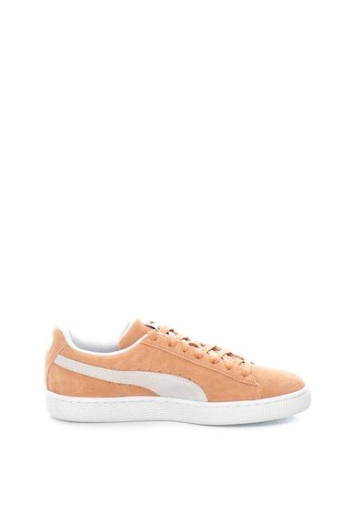 Puma Uniszex nyersbőr sneakers cipő női