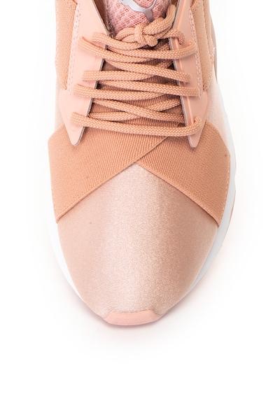 Puma Сатинирани спортни обувки Muse с омекотени стелки Жени