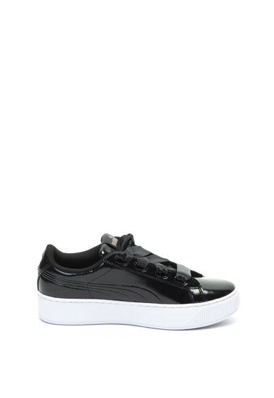 Puma Vikky Flatform cipő lakkozott hatással női