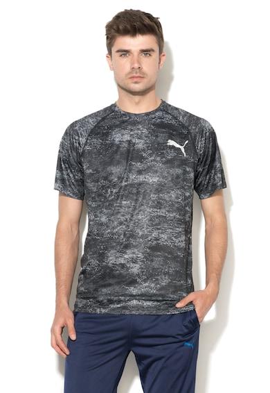 Puma Спортна тениска за фитнес с ръкави тип реглан Мъже