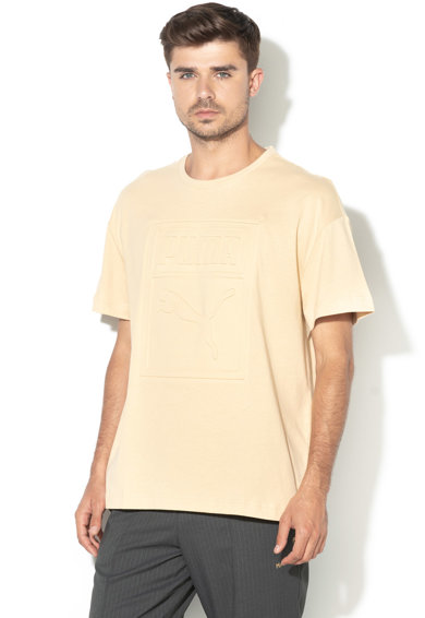 Puma Тениска Archive с релефно лого Мъже