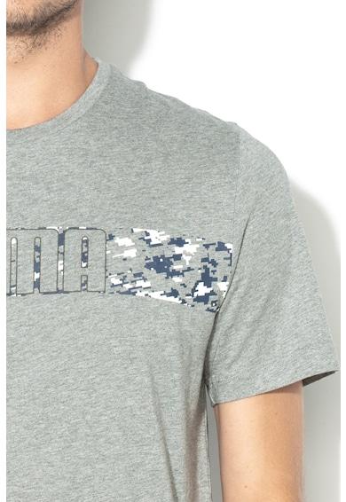Puma Active Hero regular fit logómintás póló férfi
