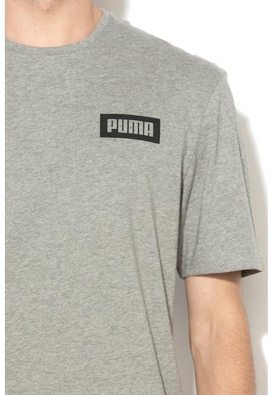 Puma Тениска със свободна кройка и лого Мъже