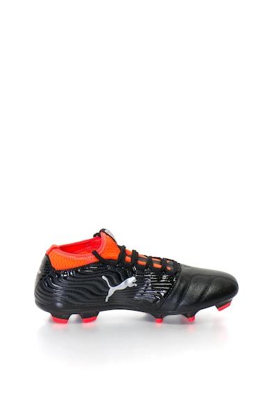 Puma Футболни обувки PUMA ONE 18.3 FG с кожа Мъже