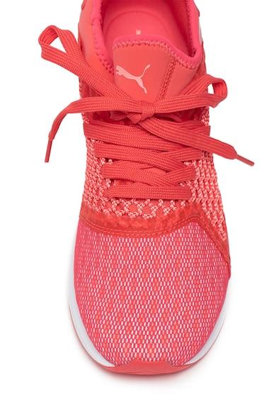 Puma Pantofi cu insertii de plasa, pentru alergare Ignite 4 Femei
