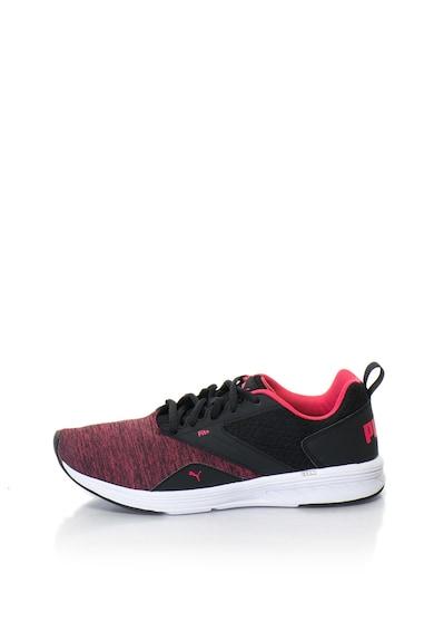 Puma Pantofi cu logo, pentru alergare NRGY Comet, Unisex Barbati