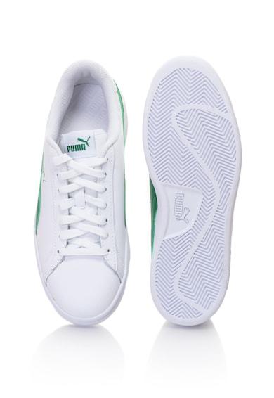 Puma Унисекс спортни обувки Smash v2 с кожа Жени