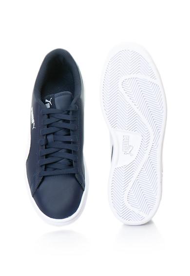 Puma Унисекс спортни обувки Smash v2 L с кожа Жени