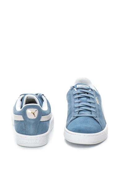 Puma Унисекс велурени спортни обувки с контрастни детайли Жени