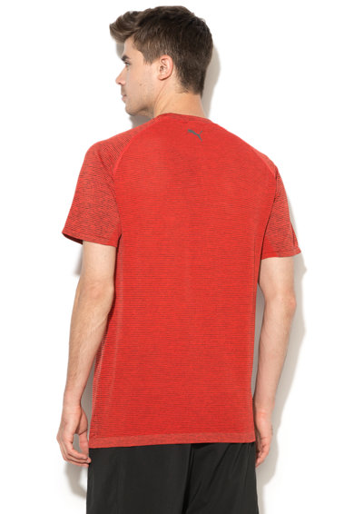Puma Тениска за фитнес EvoKNIT с ръкави тип реглан Мъже