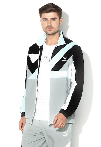 Puma Яке Puma x Diamond с дизайн цветен блок Мъже