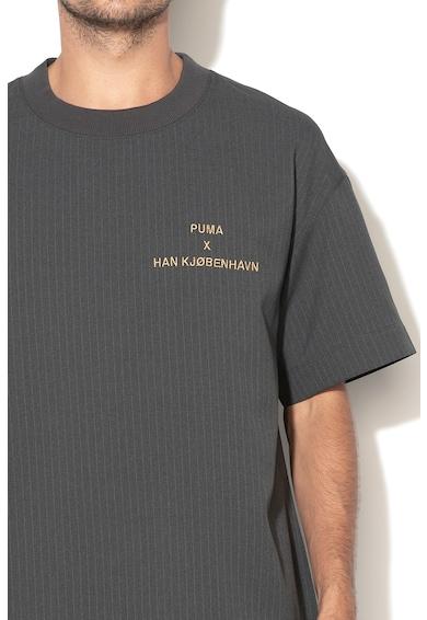 Puma Раирана тениска Puma x Han със свободна кройка Мъже