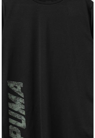 Puma Спортна тениска TECH със стандартна кройка и щампа Момчета