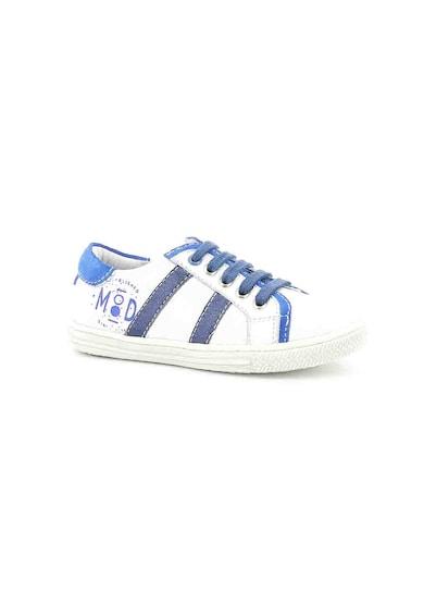 Mod8 kids Кожени спортни обувки с лого Момичета