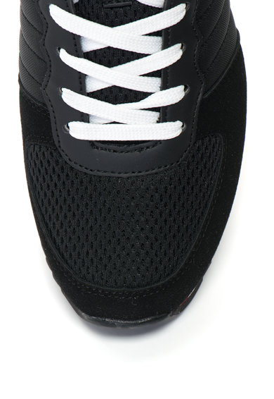 Big Star Pantofi sport cu garnituri de piele intoarsa sintetica Barbati