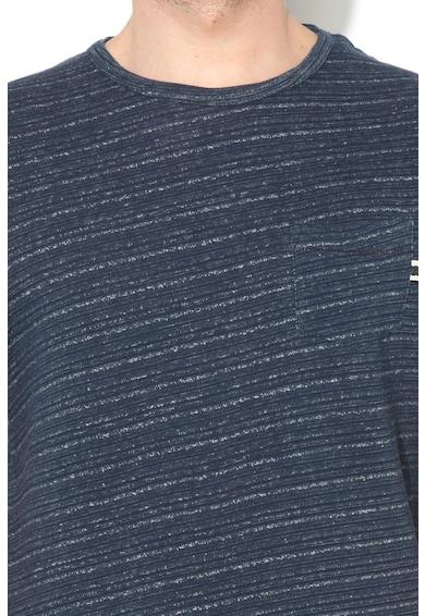 Jack&Jones Tricou cu decolteu la baza gatului Luke Barbati