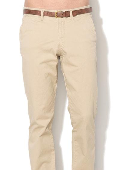 Jack&Jones Cody Chino nadrág övvel férfi