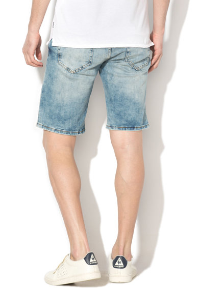 Only & sons Bermude regular fit din denim cu aspect deteriorat Ply 22009179 Barbati