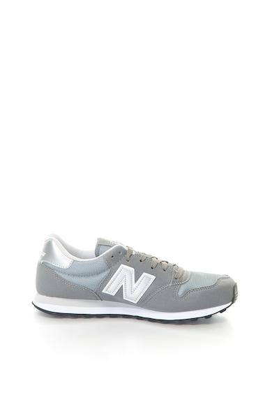 New Balance Pantofi sport cu insertii de plasa 500 Barbati