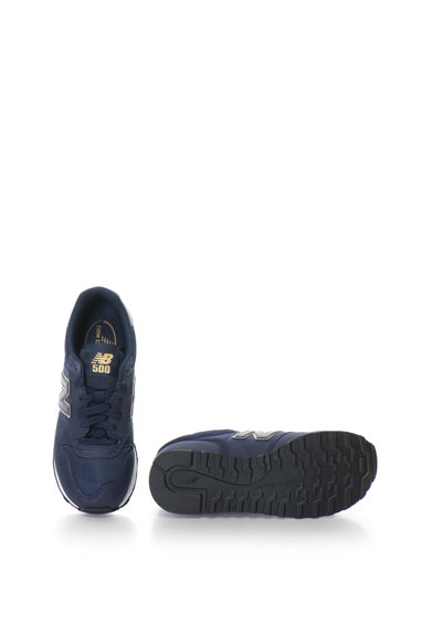 New Balance Pantofi sport cu garnituri de piele intoarsa sintetica Femei