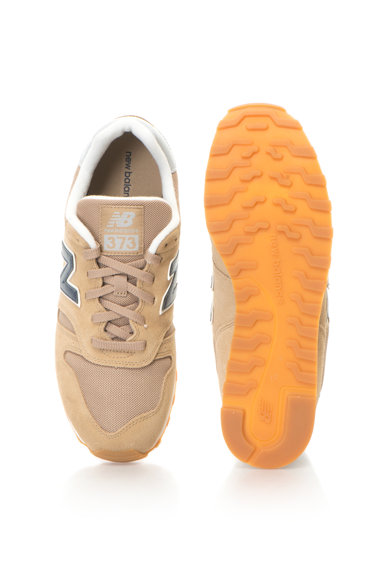 New Balance Pantofi sport de piele intoarsa 373 Barbati