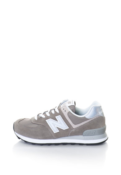 New Balance Спортни обувки с велурени детайли Жени