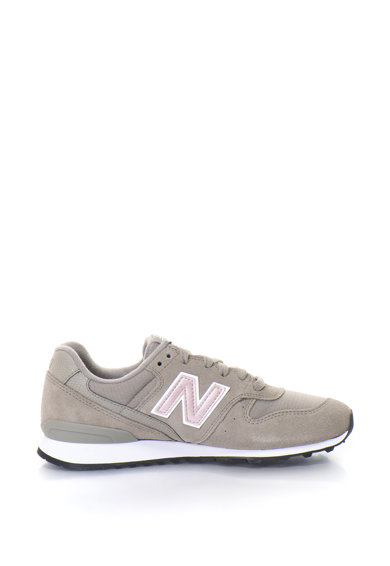 New Balance 996 futócipő nyersbőr szegélyekkel női
