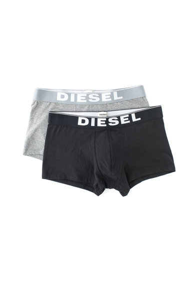 Diesel Set de boxeri cu banda logo, in talie - 2 perechi Kory Barbati