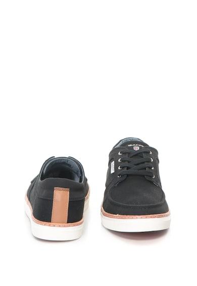 Gant Pantofi boat din panza Bari Barbati