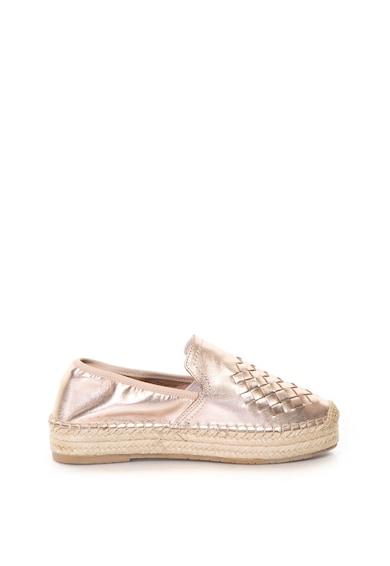 Gant Capri bőr platform cipő női