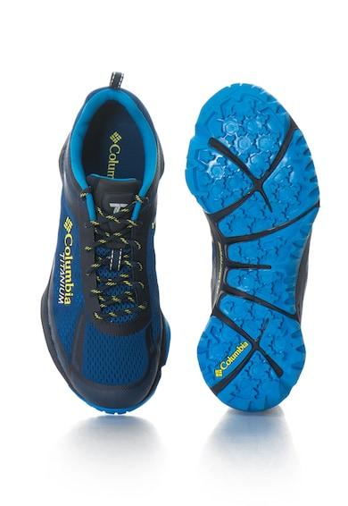 Columbia Туристически обувки Conspiracy III Titanium Мъже