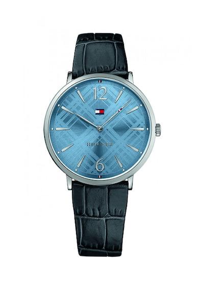 Tommy Hilfiger Часовник с кожена каишка Жени
