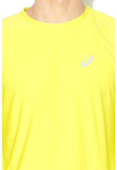 Asics Блуза за бягане със светлоотразителен детайл Мъже