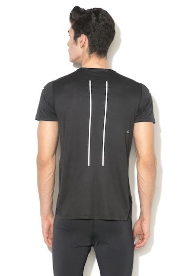 Asics Тениска за бягане с асиметричен подгъв Мъже