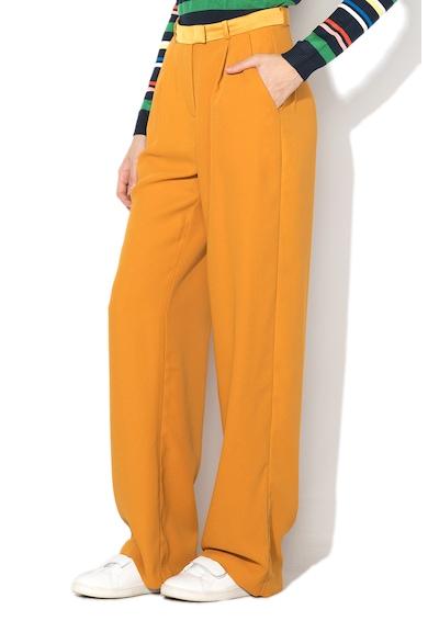 Funky Buddha Pantaloni cu croiala ampla RUSTIC FUTURE Femei