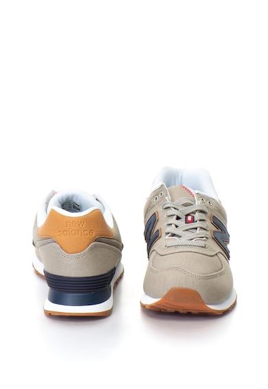New Balance Pantofi sport cu logo 574 Barbati