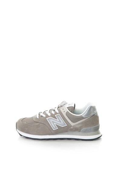 New Balance Спортни обувки 574 с велур Мъже