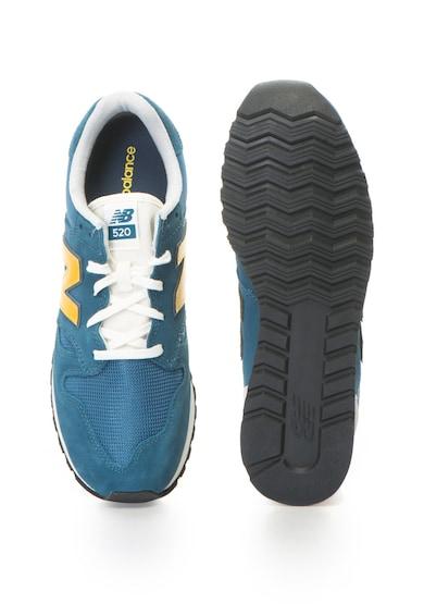 New Balance Pantofi sport cu garnituri de piele intoarsa 520 Barbati