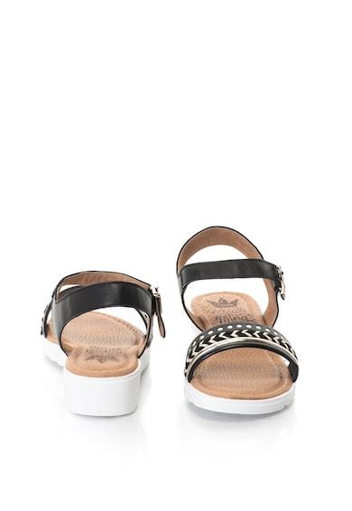 MTNG Sandale wedge cu bareta pe glezna Femei