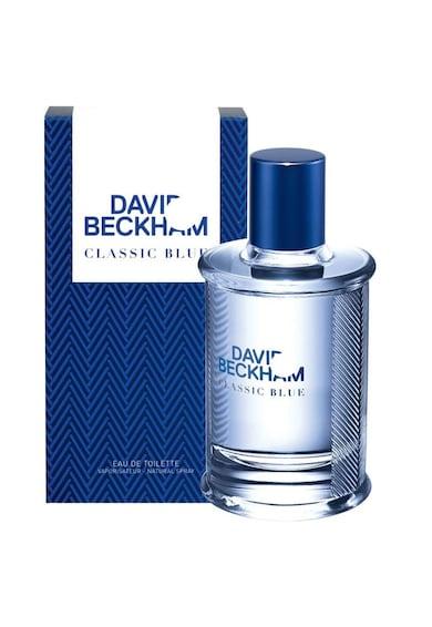 David Beckham Apa de Toaleta  Classic Blue, Barbati Barbati