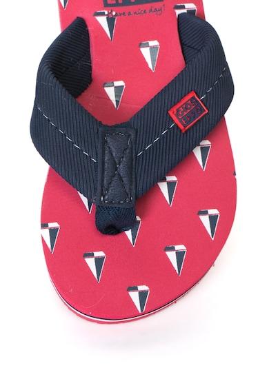 Gioseppo Papuci flip-flop cu brant cu imprimeu Fete