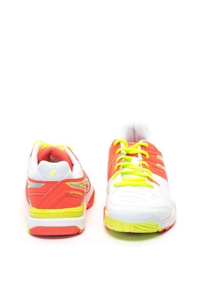 Asics Pantofi cu detalii contrastante, pentru tenis Gell-Challenger 10 Femei