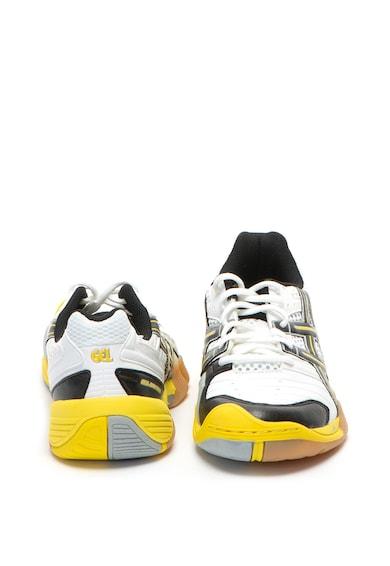 Asics Pantofi cu detalii contrastante pentru handabal Gel-Domain Barbati