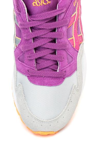 Asics Gel-Lyte V Sneakers cipő nyersbőr szegélyekkel férfi