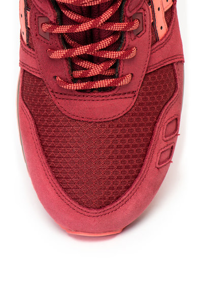 ASICS Tiger Pantofi sport cu garnituri de piele intoarsa Gel-Lyte III Barbati