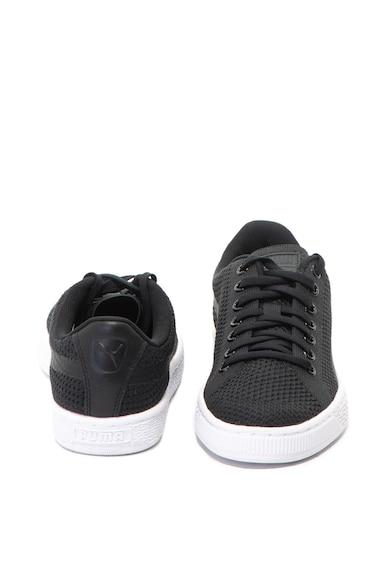 Puma Спортни обувки Basket Evoknit с мрежести зони Жени