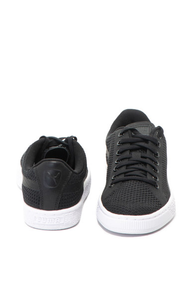 Puma Pantofi sport cu insertii de plasa Basket Evoknit Femei